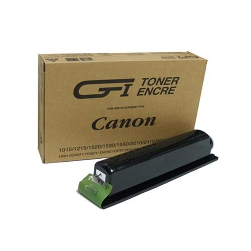Canon NP 1215 Siyah Toner NP 1550,6317, 1372A005AA,High Perf(Made in EU)