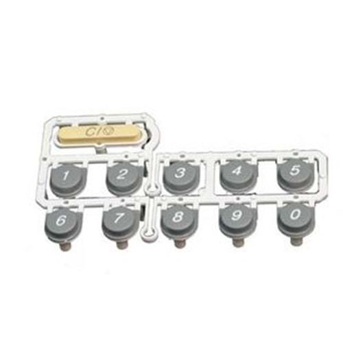 FA0-0665 , Key,Top Numeric 6320