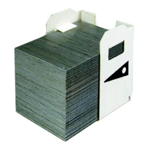 Staple Cartridge Saddle Finisher J1, Type K, (1x3 Ad), 37416